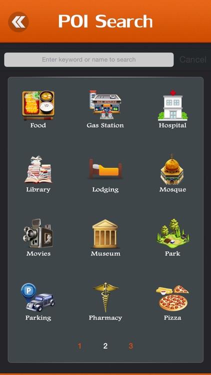 Man vs Food Restaurant Locations screenshot-4