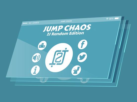 Ipad Screen Shot Jump Chaos 0