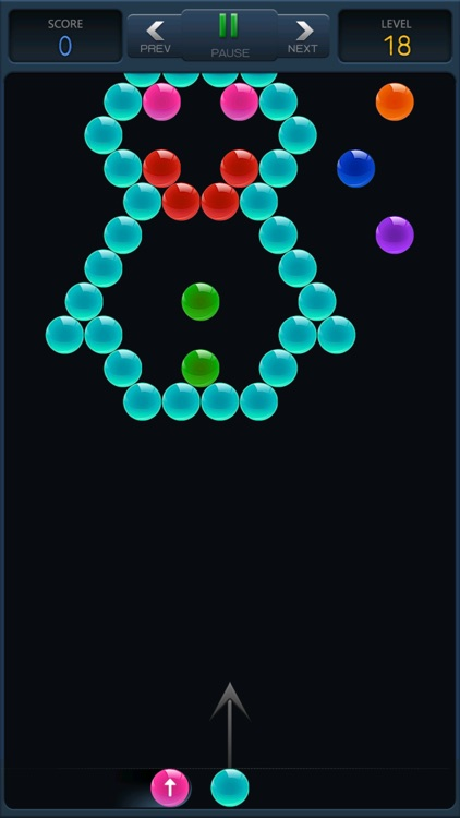 Bubble Shooter Pro screenshot-1