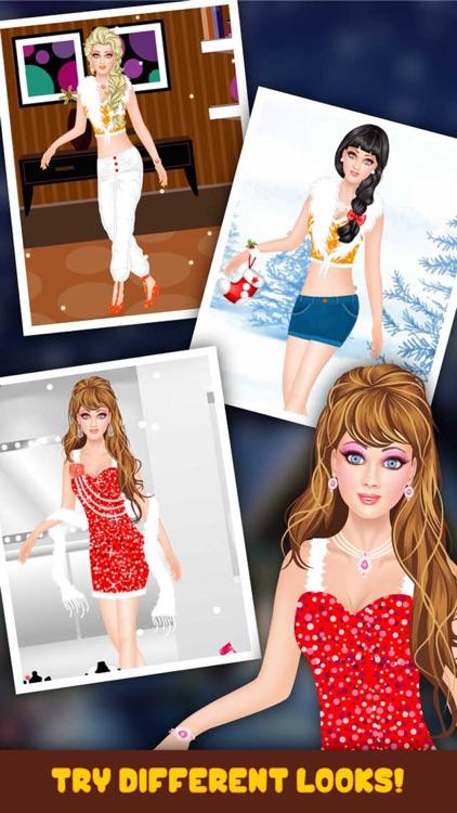 Pretty Girl Makeover - Christmas Edition screenshot-4