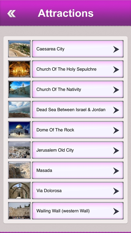 Israel Tourism screenshot-2