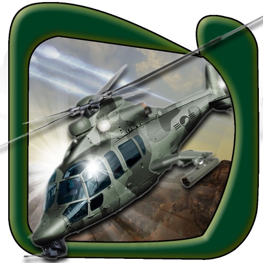 A War Helicopter - Flaying Copter Race Simulator Game