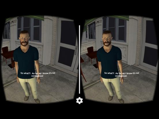 Ipad Screen Shot Under CalyPso VR 0