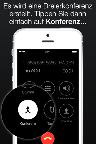 TapeACall Pro: Call Recorder screenshot 2