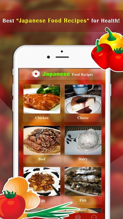 Japanese Food Recipes
