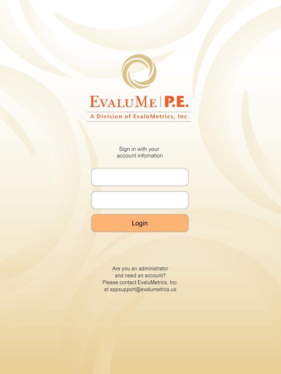 EvaluMePE