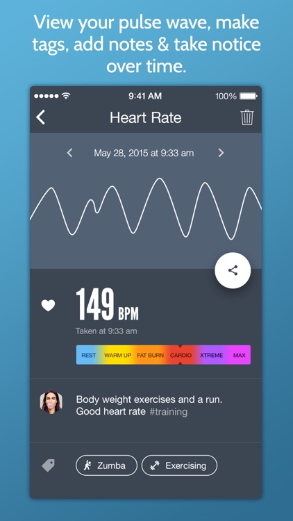 Instant Heart Rate: Heart Rate & Pulse Monitor