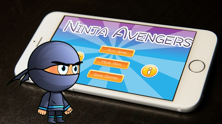 Ninja Avengers screenshot-1