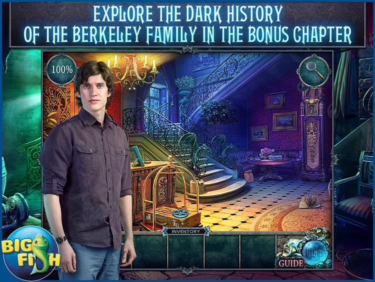 Fear For Sale: The 13 Keys HD - A Scary Hidden Object Mystery screenshot-3