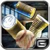 3D Can Knockdown: Tin Shooter
