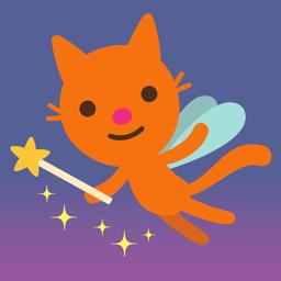 Ícone do app Sago Mini Contos de Fadas
