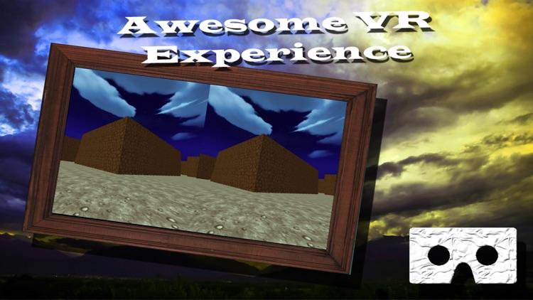 VR Maze Run Journey for Cardboard glasses