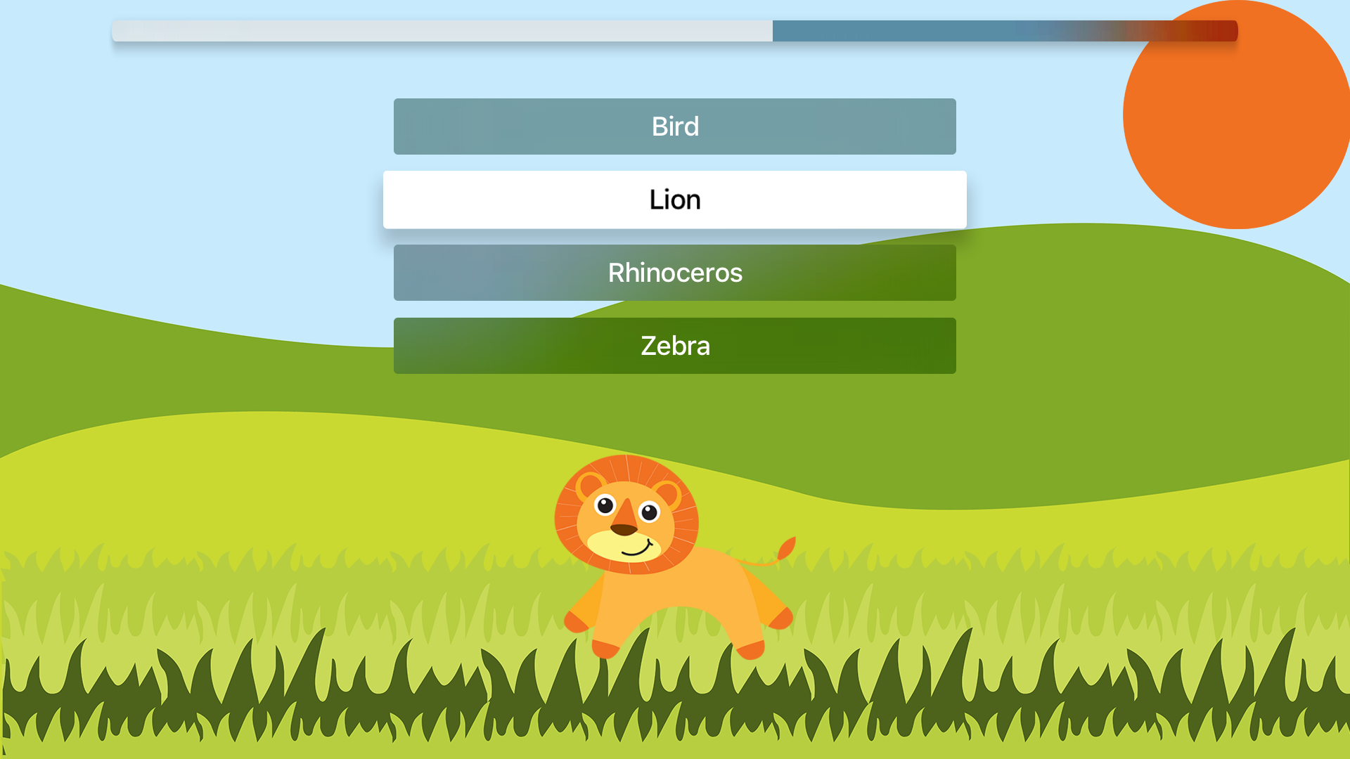 Quiz of Animals screenshot 5