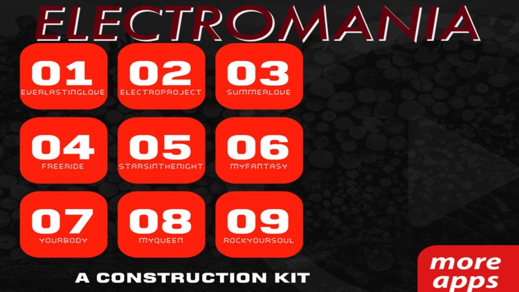AAA³ Electromania - Create melodic electro beats & songs by