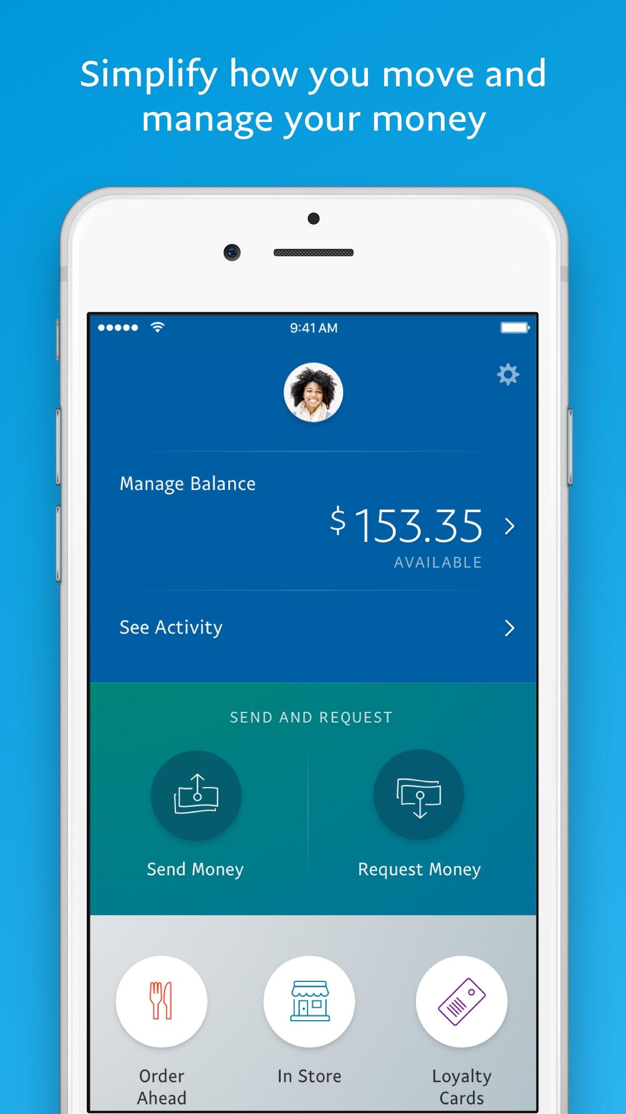 PayPal - Send & Receive Money Screenshot
