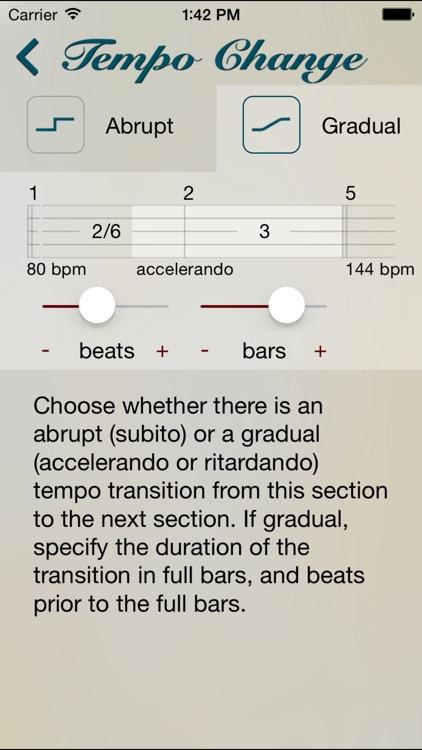 TempoWorks Metronome screenshot-3