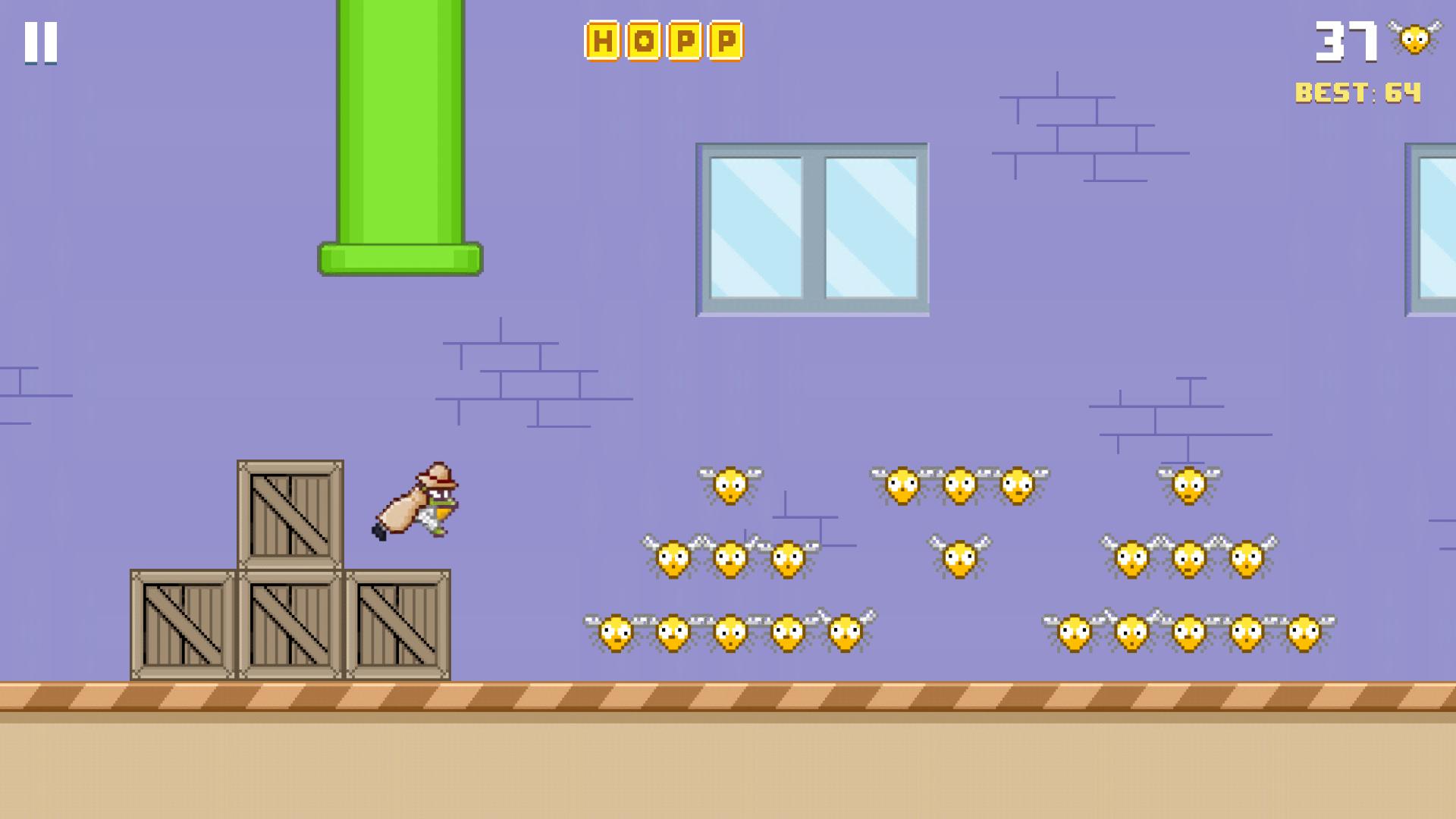 Hoppy Frog 2 - City Escape screenshot 12