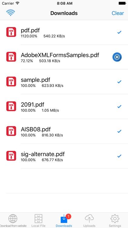 O-Downloader - Doc Download Manager Super Lite