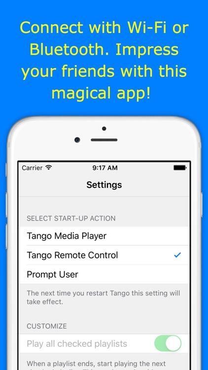 Tango Remote screenshot-3