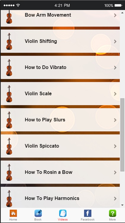 How to Play the Violin and Violin Basics screenshot-3