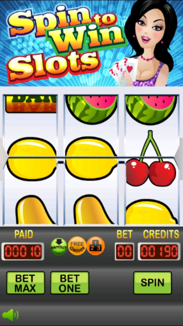 Spin To Win Slots Casino - Deal or no Deal Slots Screenshot