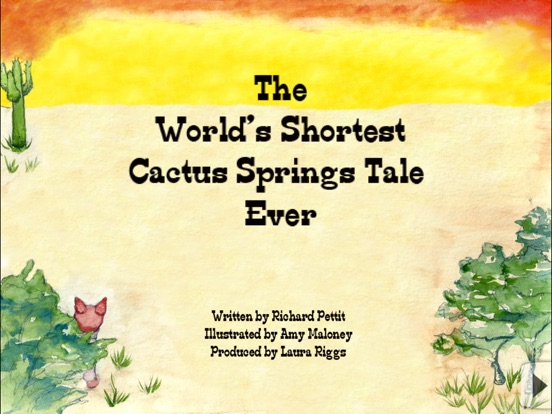The Shortest Cactus Springs Tale Ever-ipad-0