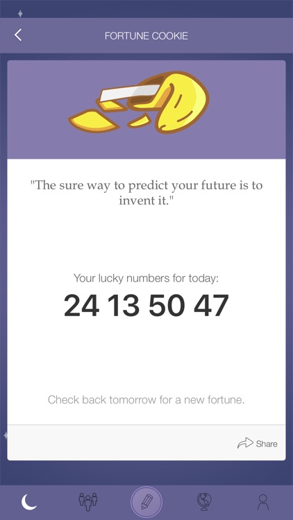 Horoscopes - daily horoscope and fortune screenshot-4