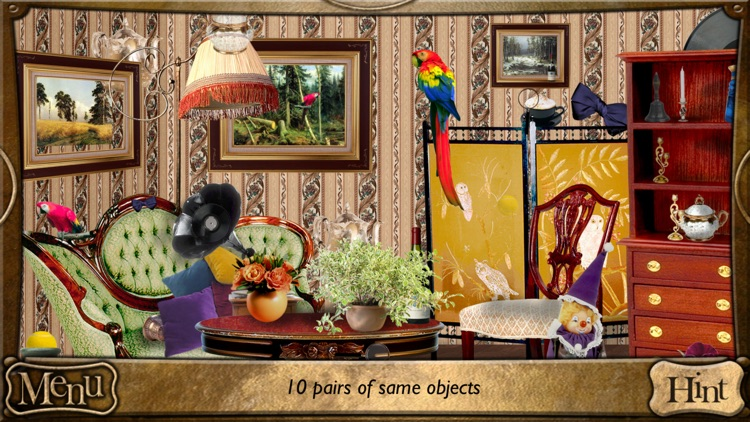 Detective Sherlock Holmes - Hidden Objects screenshot-4