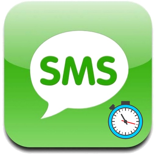 Simple SMS Scheduler - Auto Text Message Sending Timer iOS App