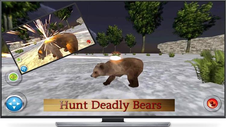 Wild Animal Jungle Hunter 2016 – Sniper Shooting Forest Hunting Simulator screenshot-3