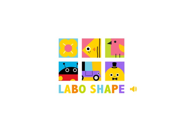 Labo Shape - a fun way to learn basic shapes Screenshot