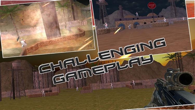 Modern Elite Sniper 3d - full fun free shooting game screenshot-4