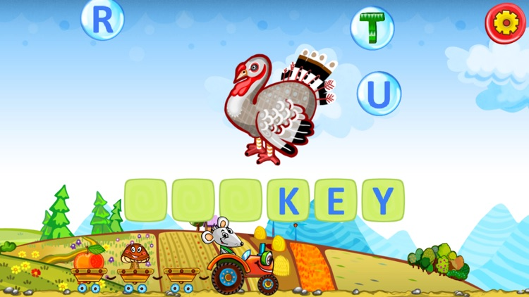 Mouse Alphabet - An Alphabet Adventure for Pre-Readers and New Readers screenshot-3