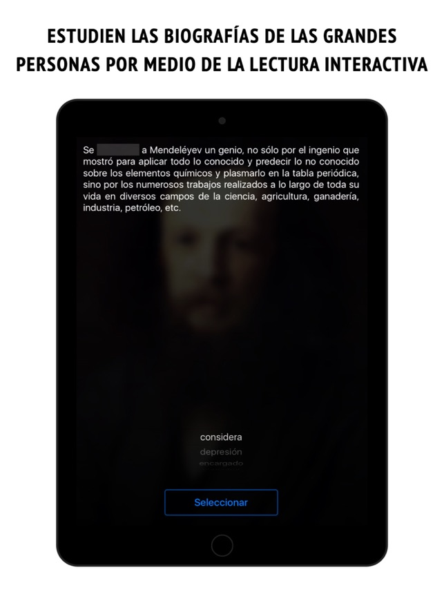 Mendelyev biografa interactiva en app store urtaz Choice Image