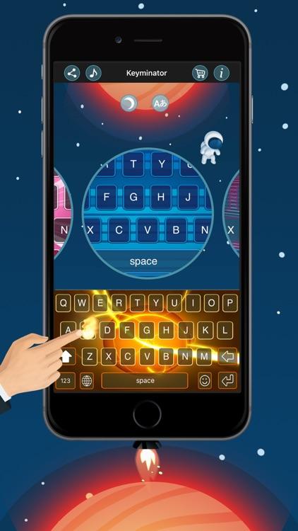 Keyminator - Animated Keyboards