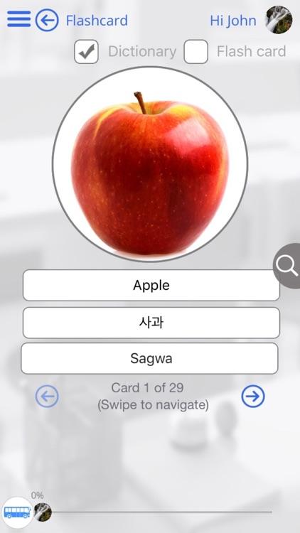 Learn Korean via Videos by GoLearningBus screenshot-3