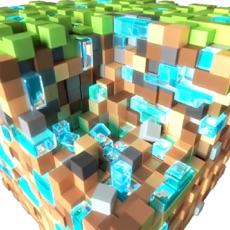 Activities of Pixel Block Cube Craft Builder