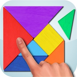 Tangram for kids - Educational puzzle game
