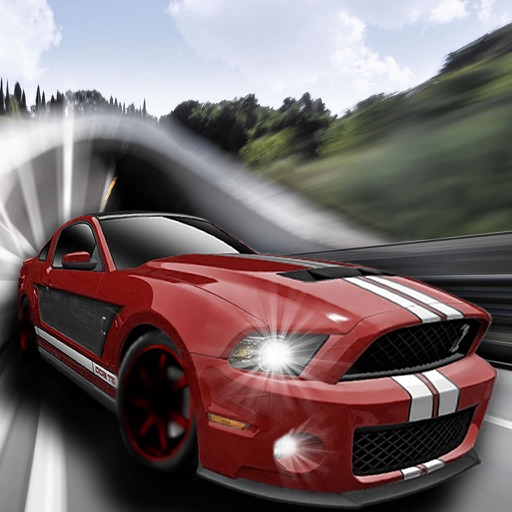 A Rivals Car Race - Impossible Asphalt Zone icon