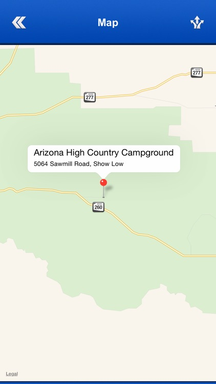 Arizona Campgrounds and RV Parks screenshot-4