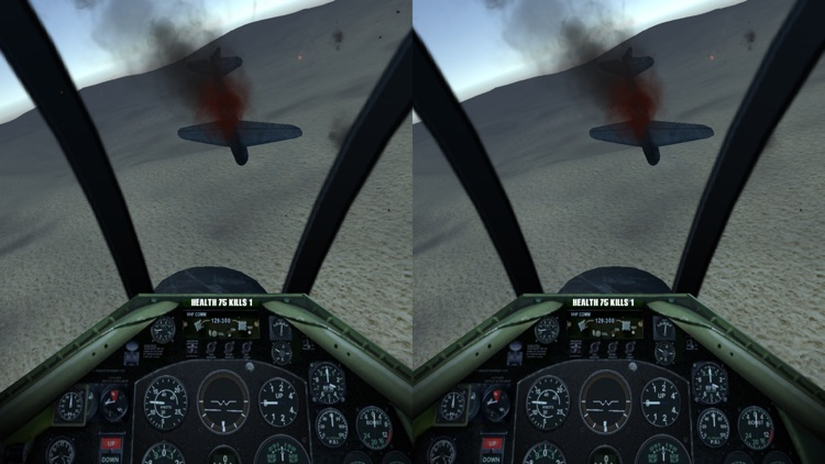 VR Flight Simulator for Google Cardboard screenshot-4