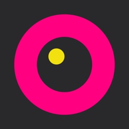 Circle On - Swap, change & booth to switch & splash color face of a balls, dots & wheels game