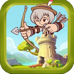 Castle Archery Hero