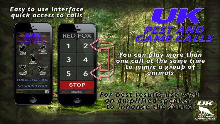UK Pest and Game Calls