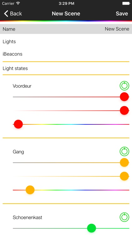 Hue Control - For Philips Hue screenshot-4