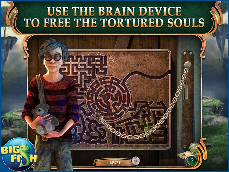The Agency of Anomalies: Mind Invasion HD - A Hidden Object Adventure (Full) screenshot-2