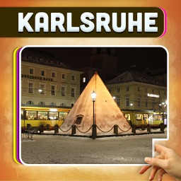Karlsruhe City Offline Travel Guide