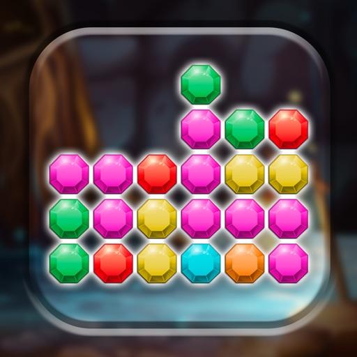 Diamond Columns - Crush Mania Game - Free