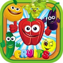 Fruit Link Crush: Game Fruit Matching