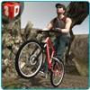 山地自行车模拟器 - 极限摩托车骑手赛马及停车场模拟游戏